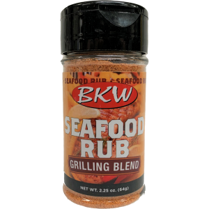 BKW Seafood Rub