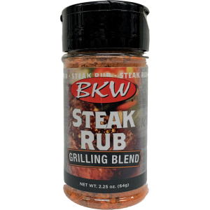 BKW Steak Rub