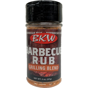 Big Kahuna BBQ Rub